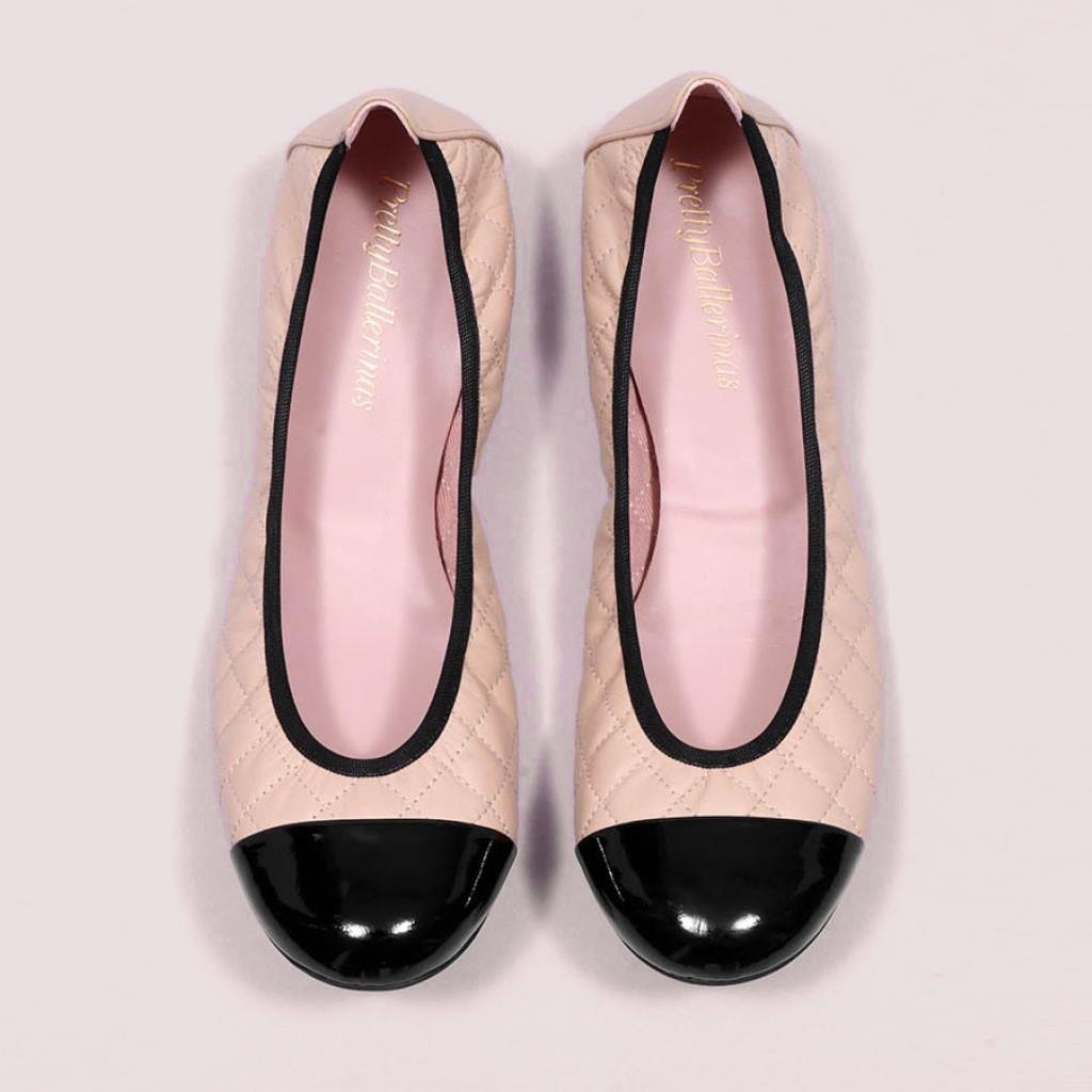 Shirley|שחור|חום|ניוד|נעלי בובה|נעלי בלרינה|נעליים שטוחות|נעליים נוחות|ballerinas