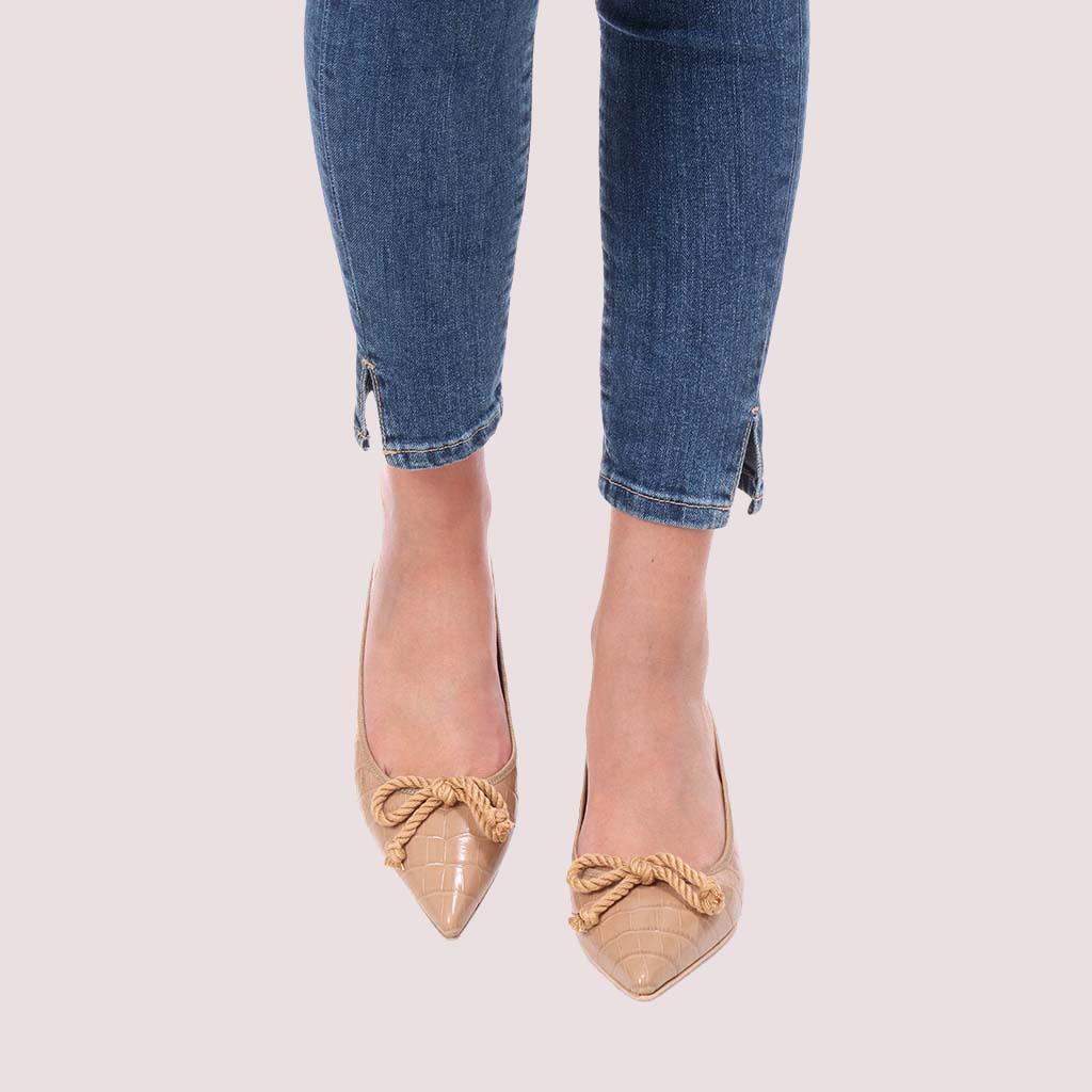 Kendall חום עקב נעלי עקב Heels
